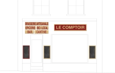 C:Documents and SettingsbénéBureaubénédictedoc_bene_dwgLeComptoir4_façade.dwg élévation 50eme (1)
