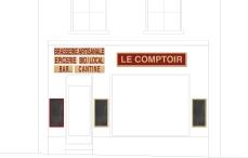C:Documents and SettingsbénéBureaubénédictedoc_bene_dwgLeComptoir4_façade.dwg élévation 50eme (1)